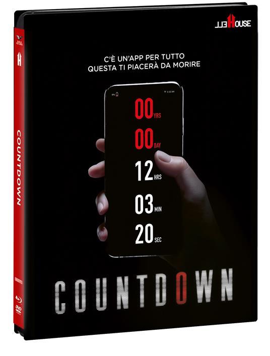 COUNTDOWN (BLU-RAY+DVD)