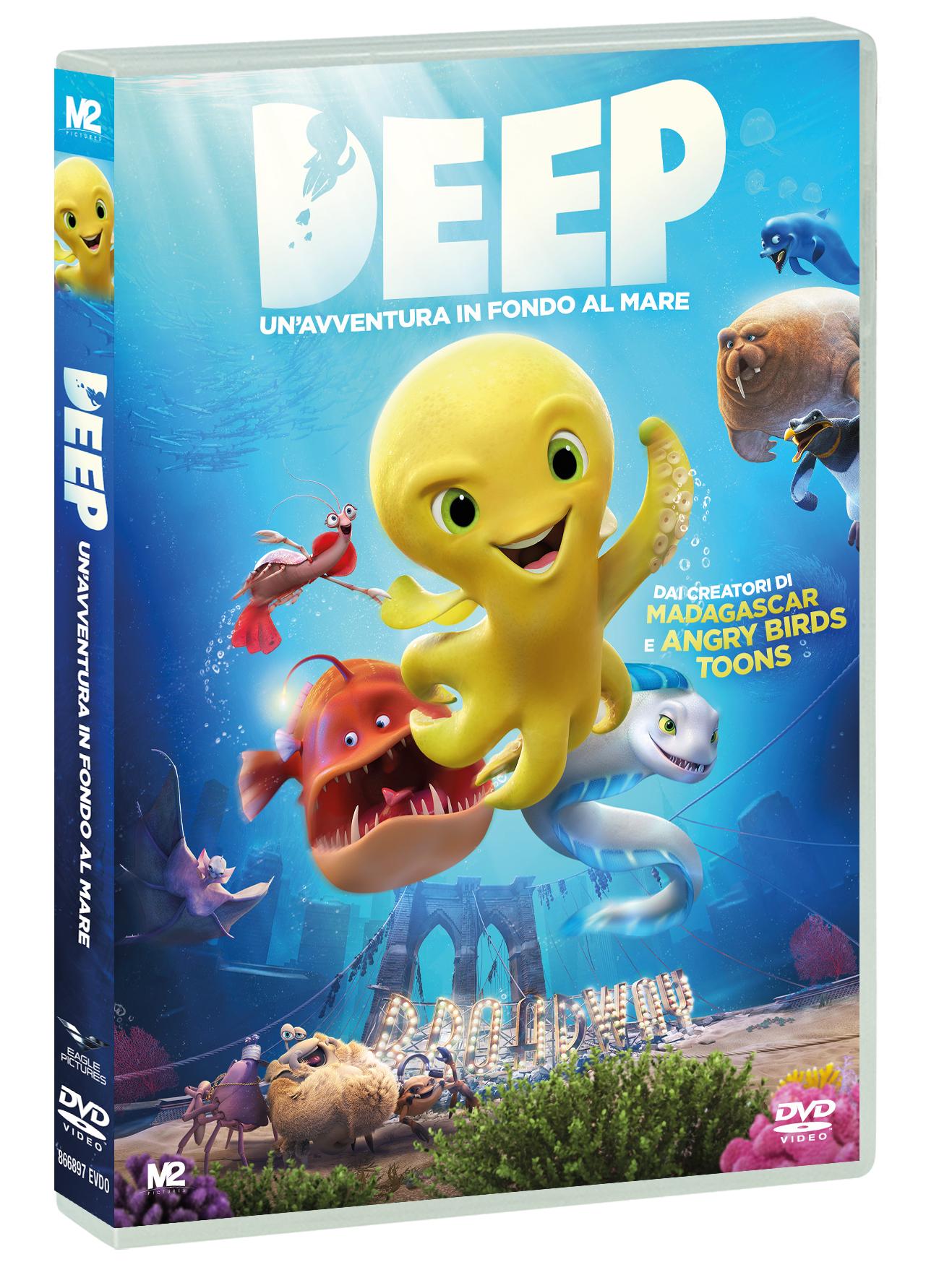 DEEP - UN'AVVENTURA IN FONDO AL MARE (DVD)