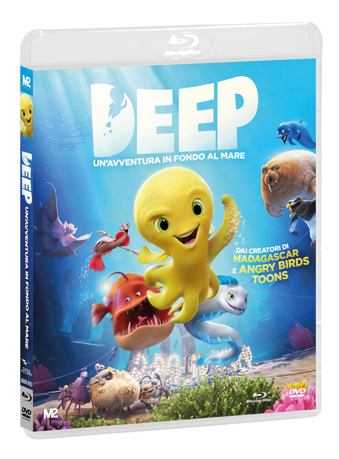 DEEP - UN'AVVENTURA IN FONDO AL MARE (BLU-RAY+DVD)