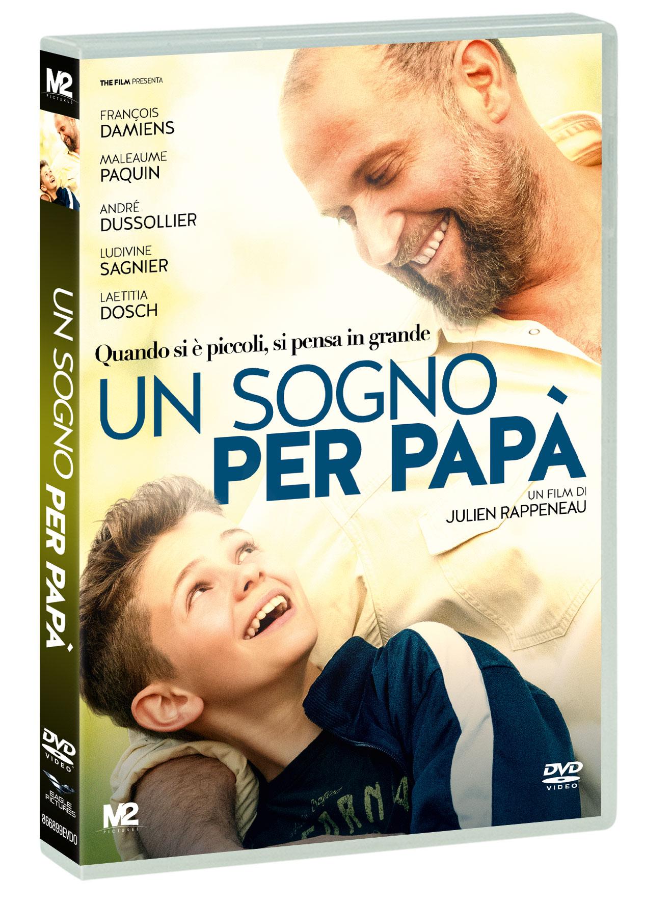 UN SOGNO PER PAPA' (DVD)
