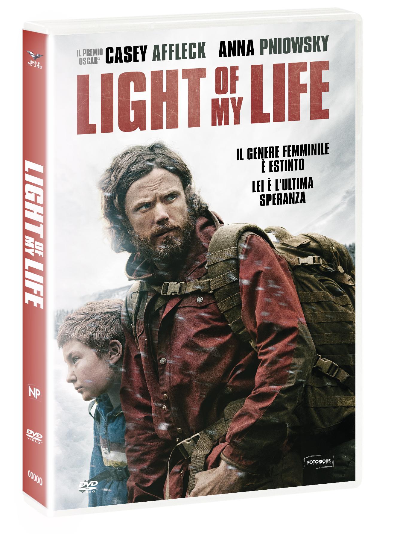 LIGHT OF MY LIFE (DVD)