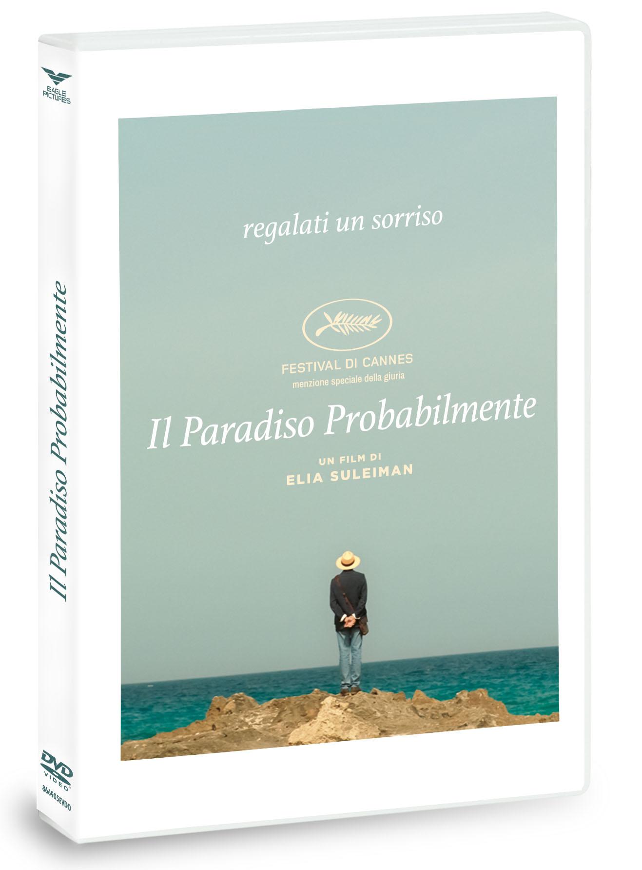 IL PARADISO PROBABILMENTE (DVD)