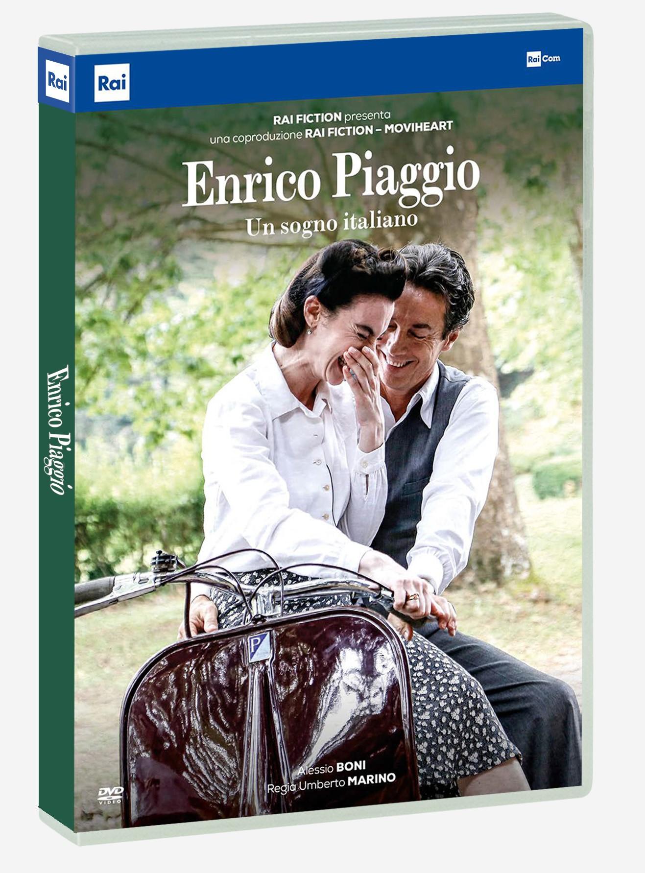 ENRICO PIAGGIO - UN SOGNO ITALIANO (DVD)