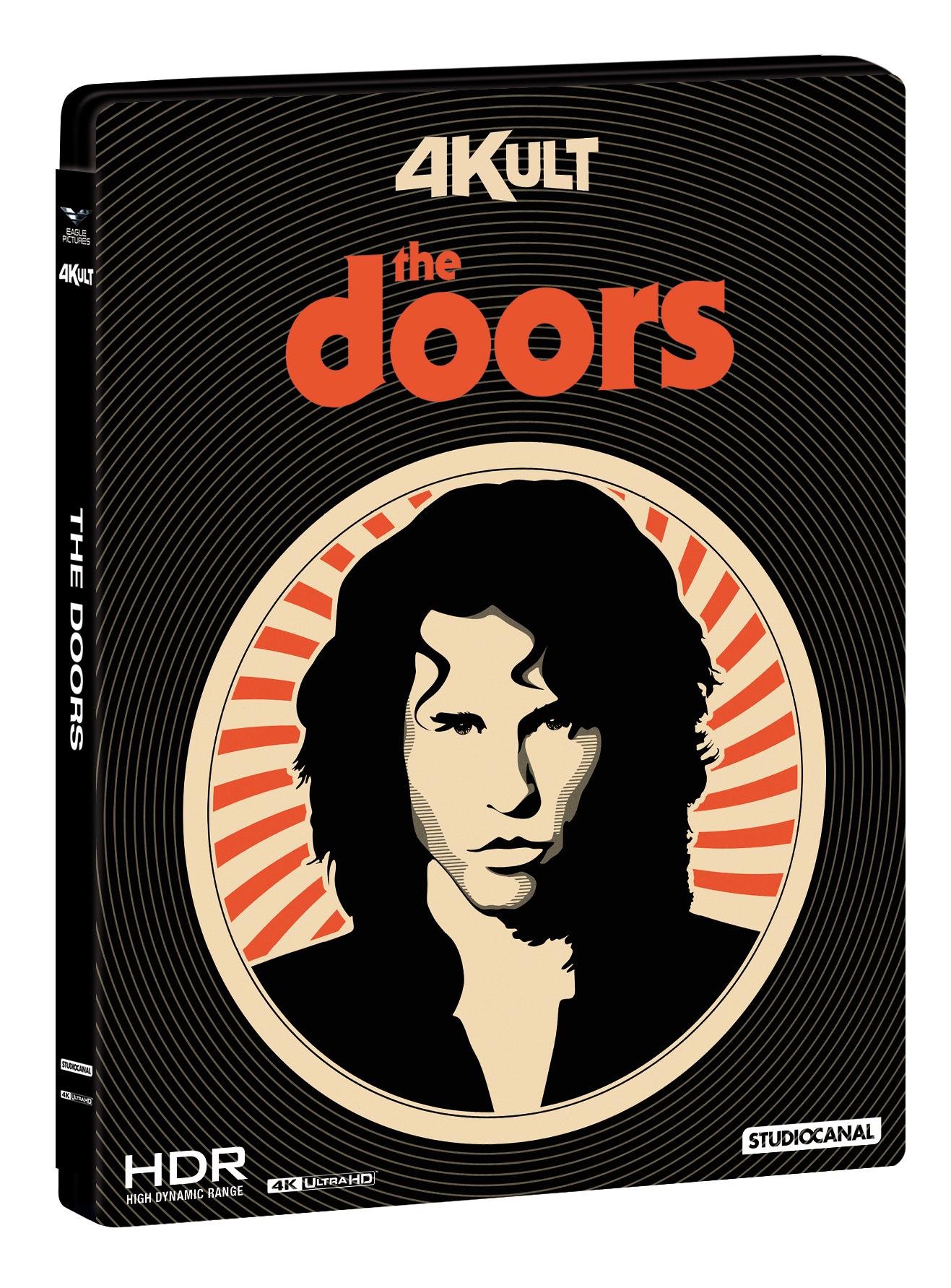 THE DOORS - 4KULT (BLU-RAY 4K ULTRA HD+CARD NUMERATA)