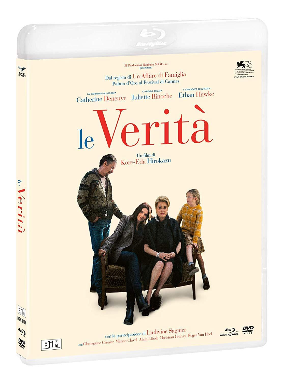 LE VERITA' (BLU-RAY+DVD)
