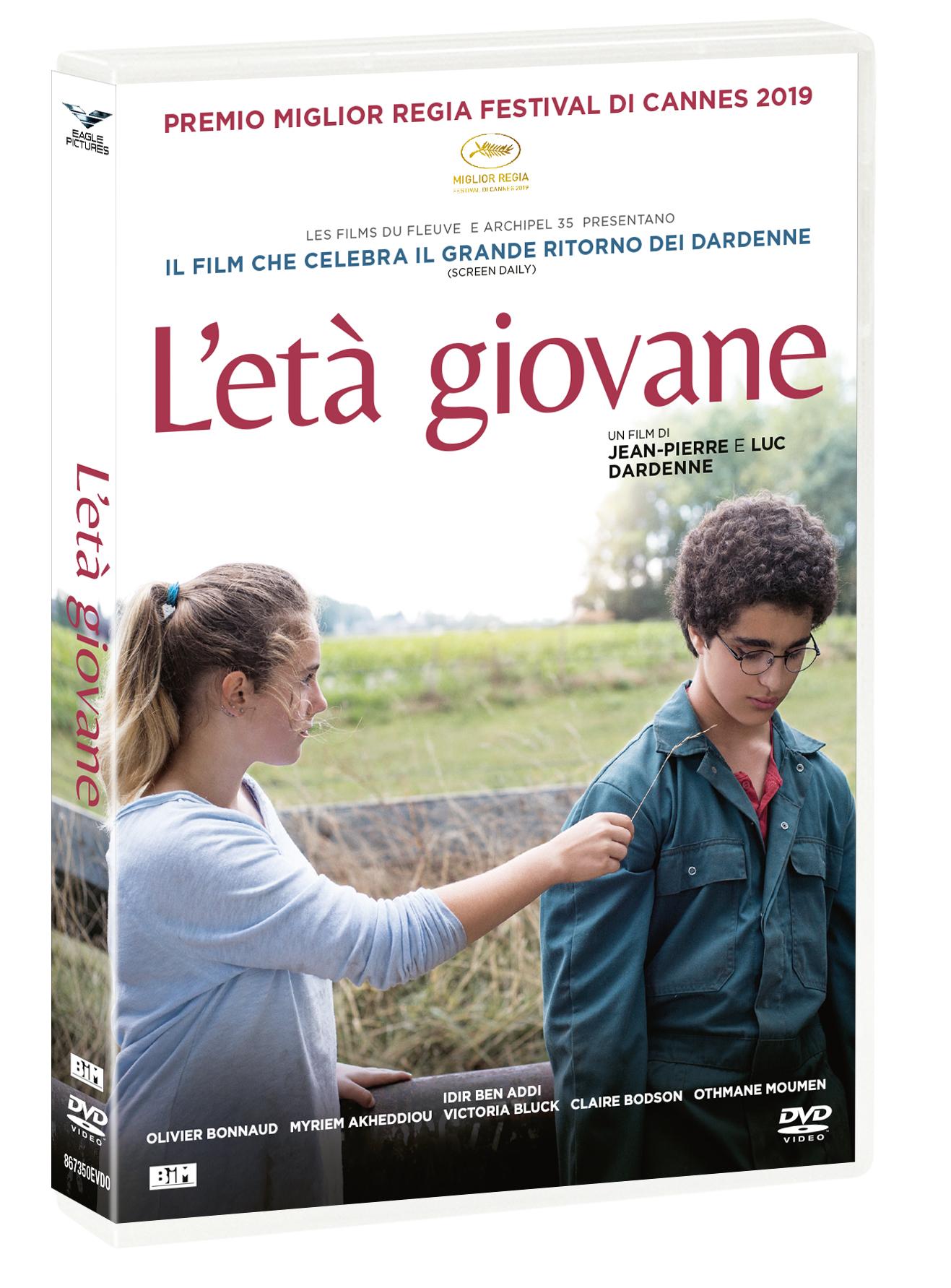 L'ETA' GIOVANE (DVD)
