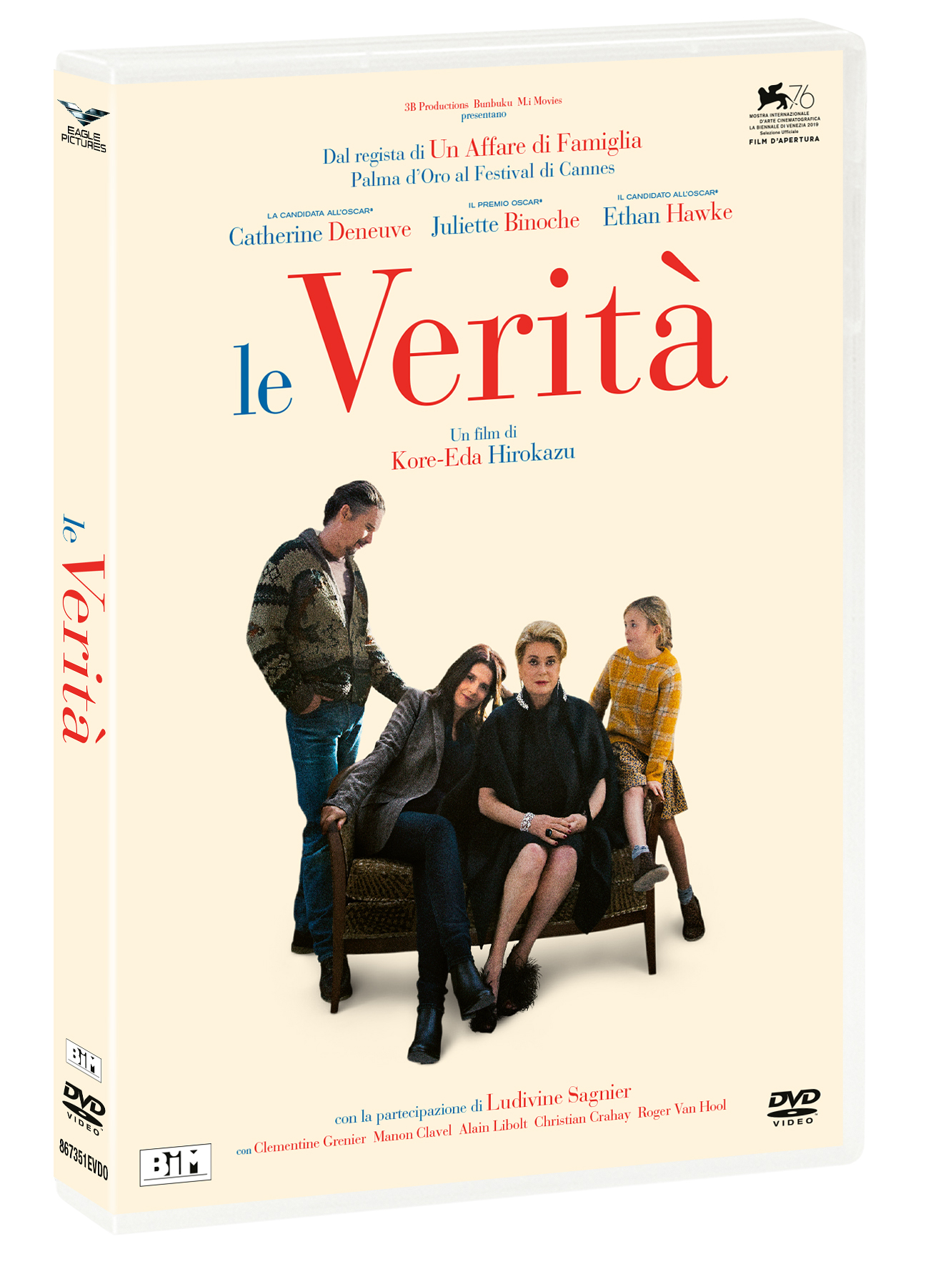 LE VERITA' (DVD)