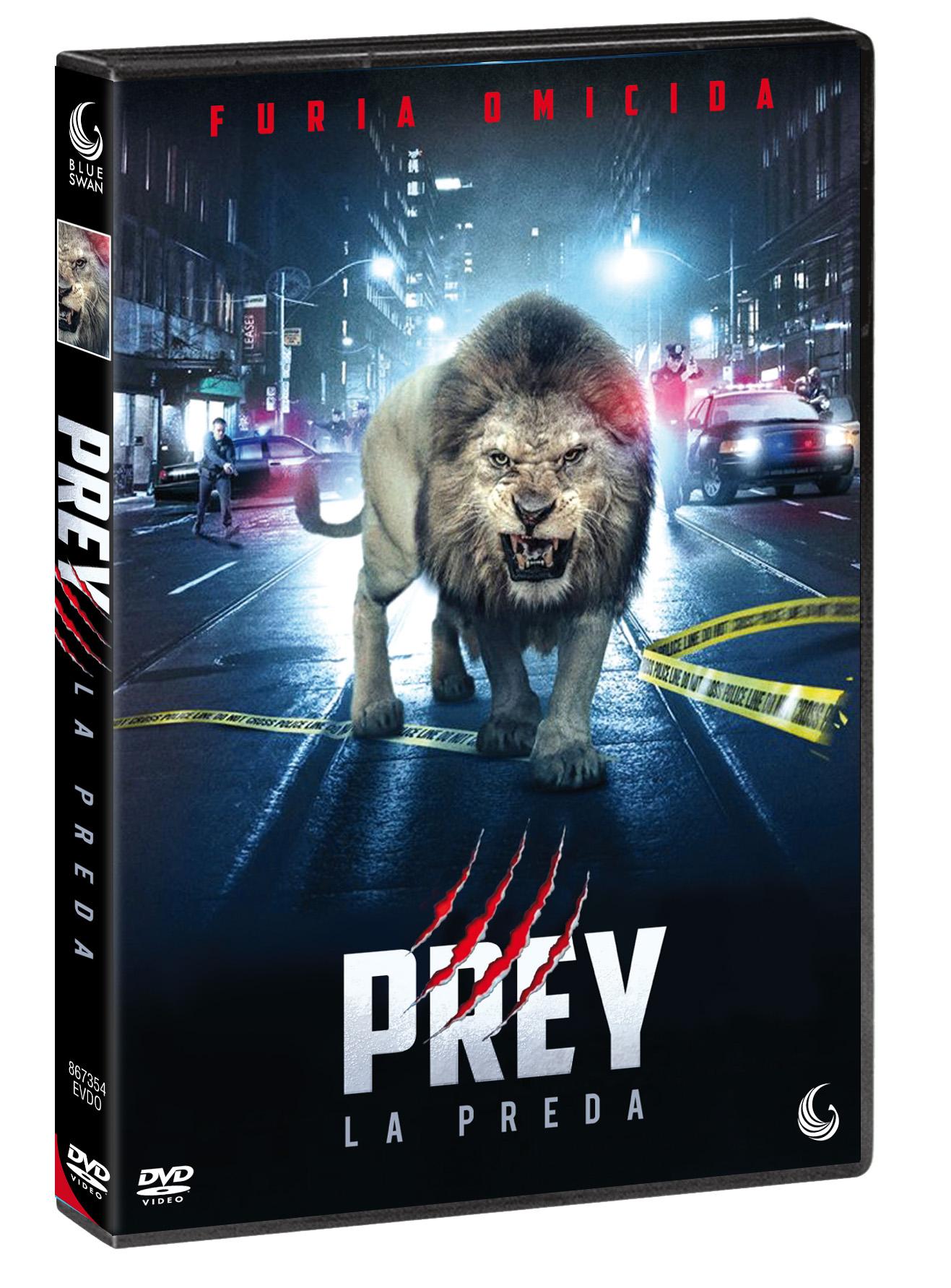 PREY - LA PREDA (DVD)
