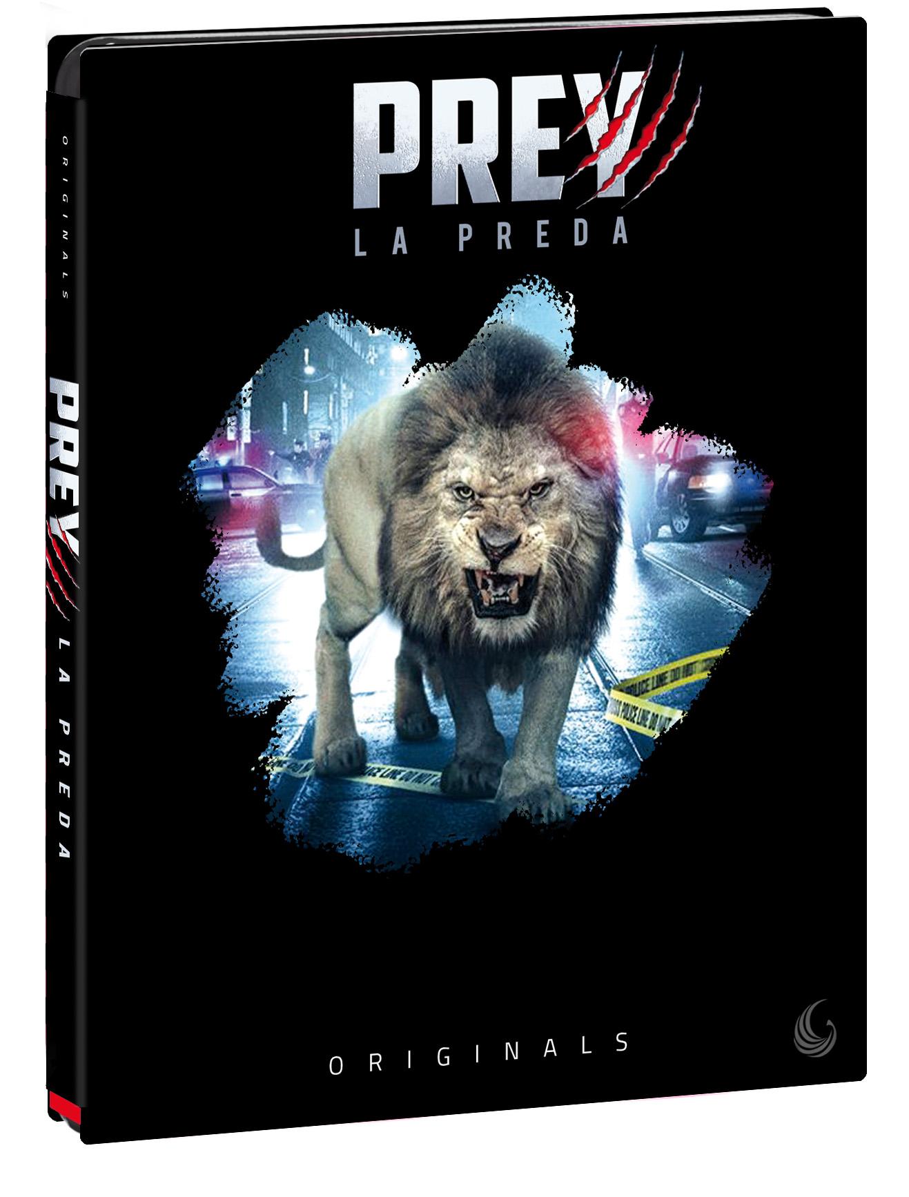 PREY - LA PREDA (BLU-RAY+DVD)