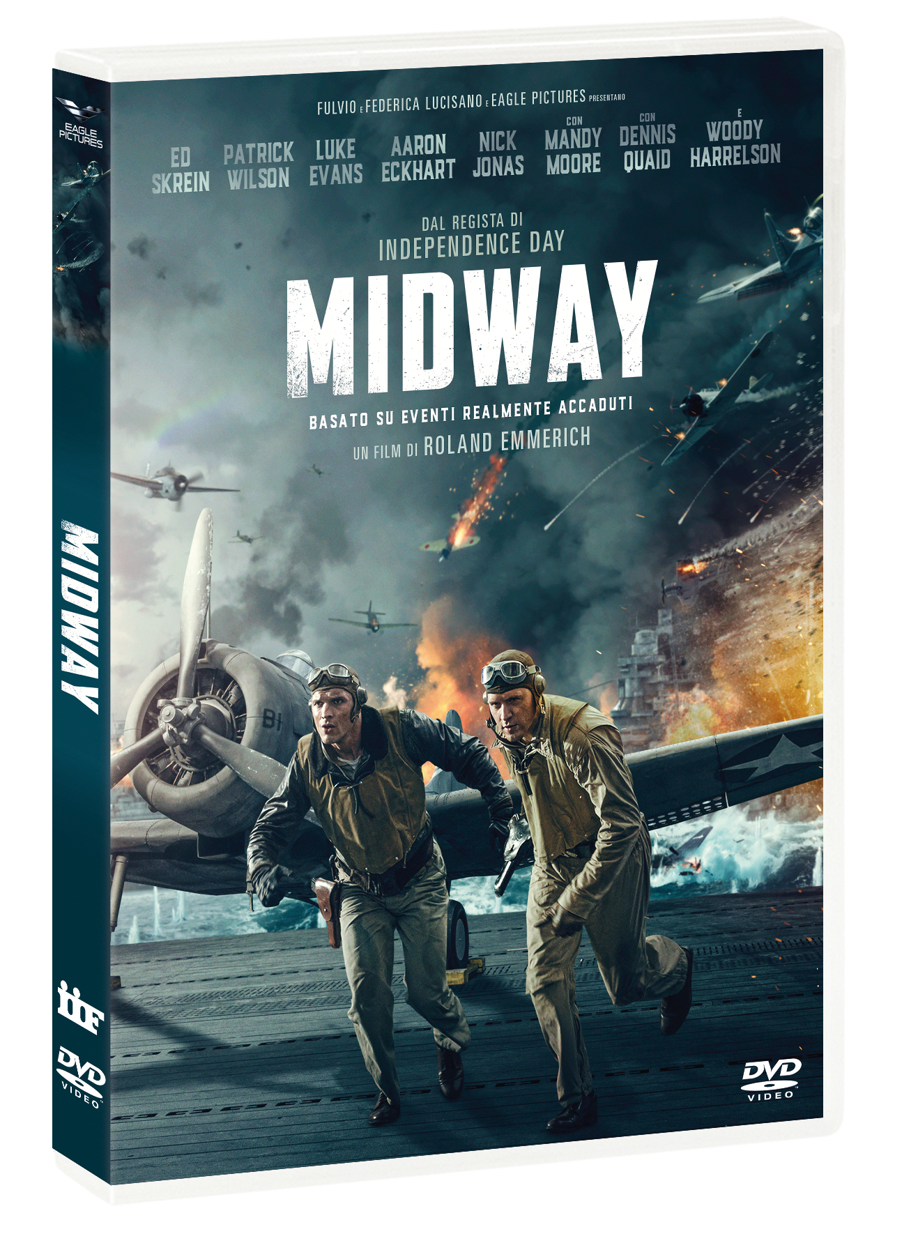 MIDWAY - 2019 (DVD)