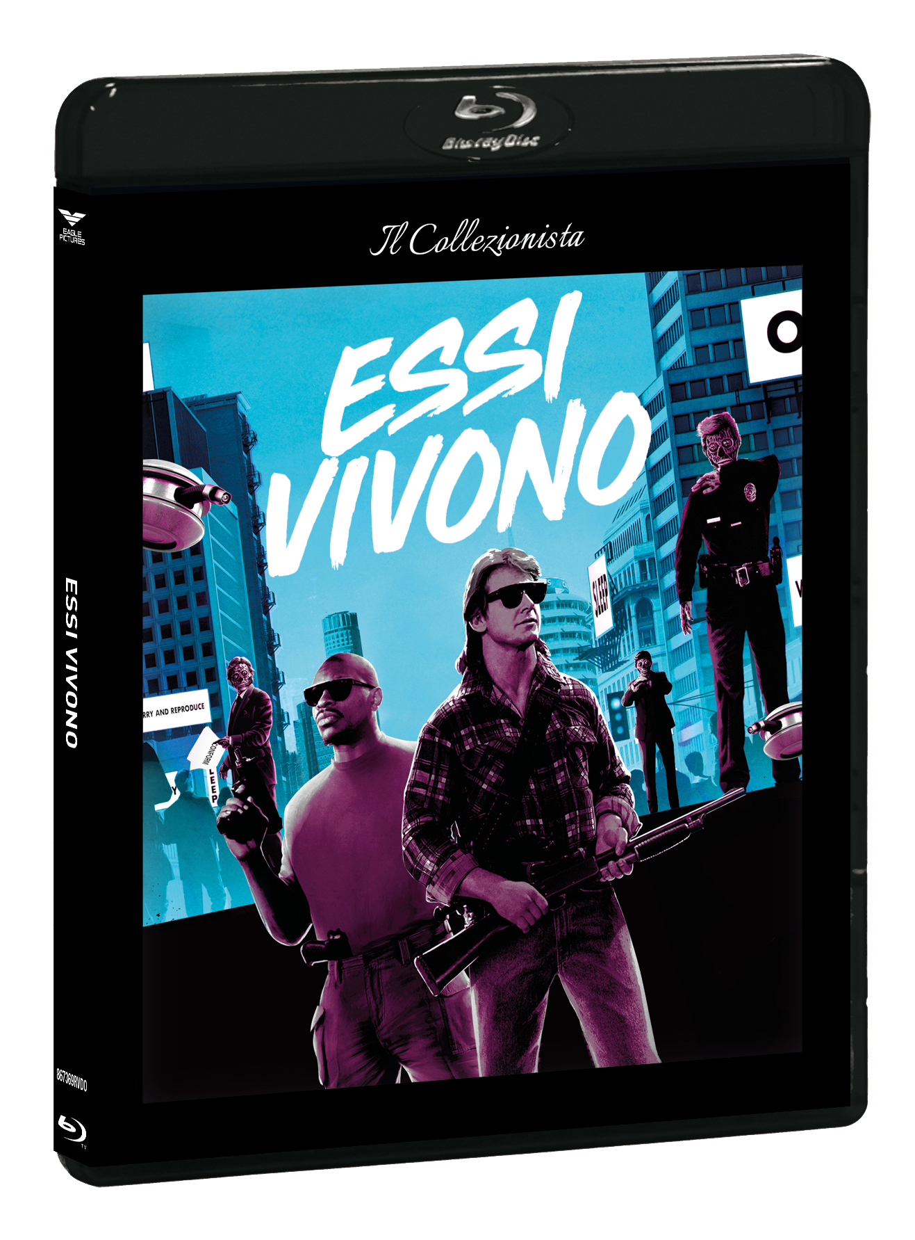 ESSI VIVONO (BLU-RAY+DVD)