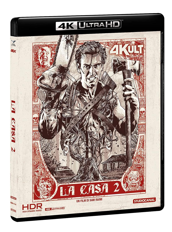 LA CASA 2 (BLU-RAY 4K+BLU-RAY+CARD)