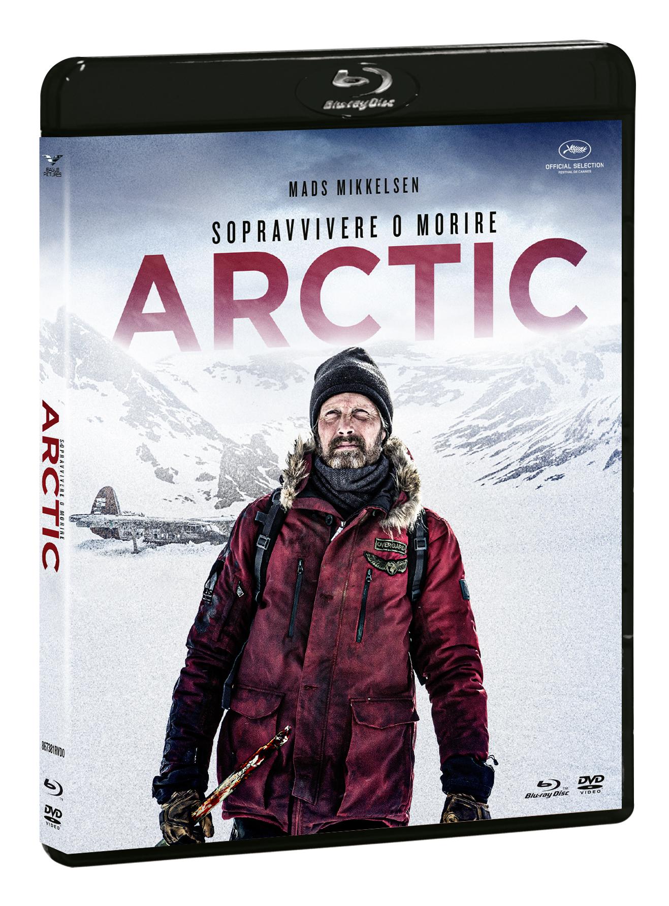 ARCTIC (BLU-RAY+DVD)