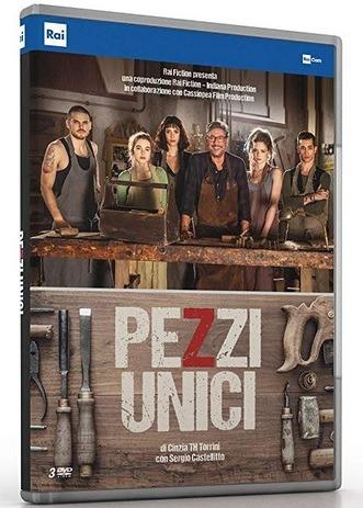 COF.PEZZI UNICI (3 DVD) (DVD)