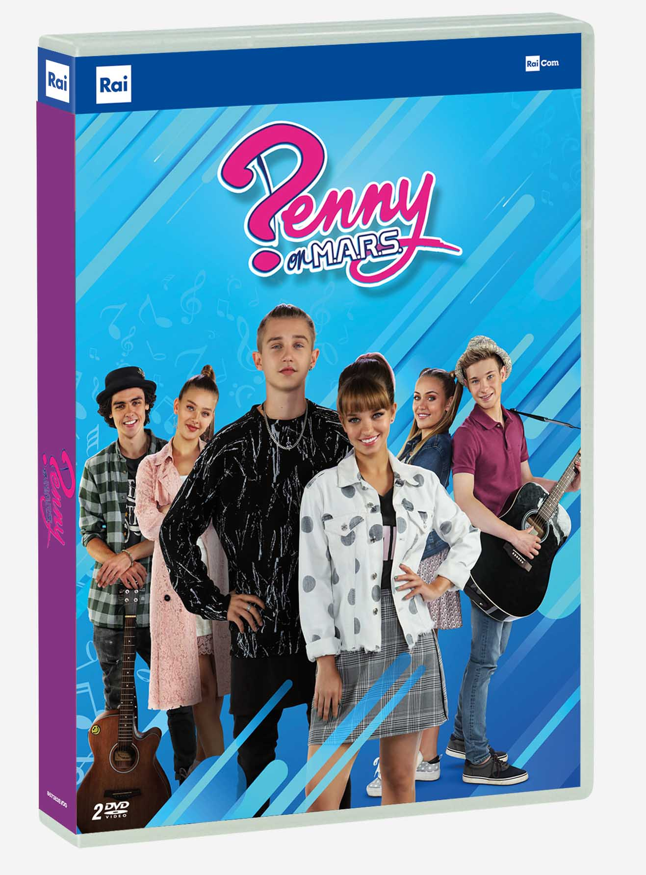 COF.PENNY ON M.A.R.S. 2 (2 DVD) (DVD)
