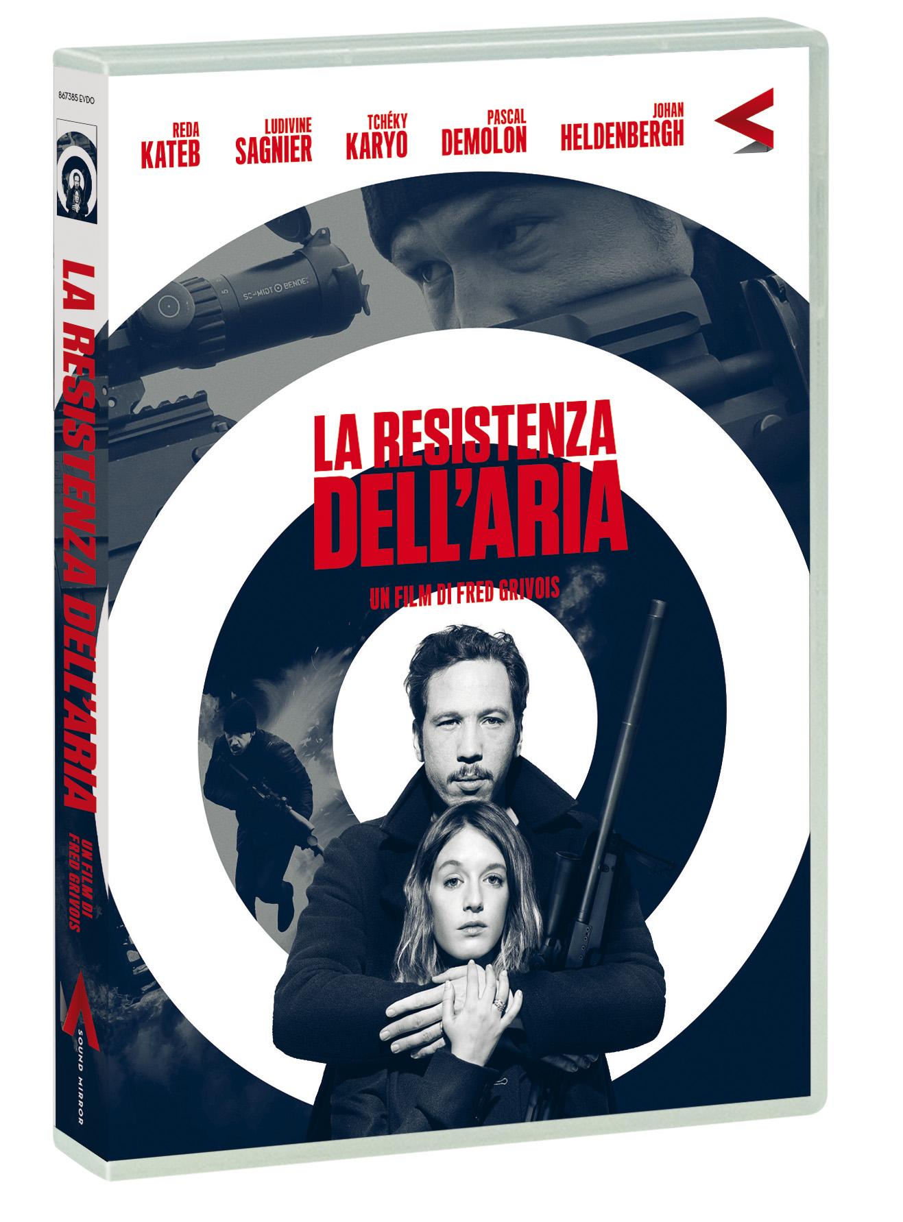 LA RESISTENZA DELL'ARIA (DVD)