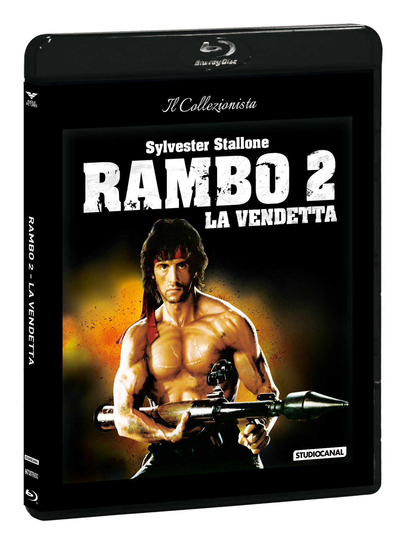 RAMBO 2 (BLU-RAY+DVD)