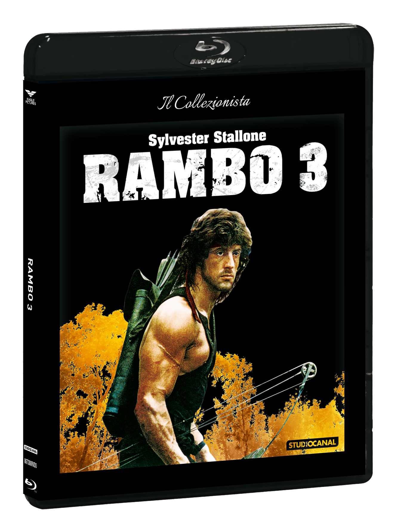 RAMBO 3 (BLU-RAY+DVD)