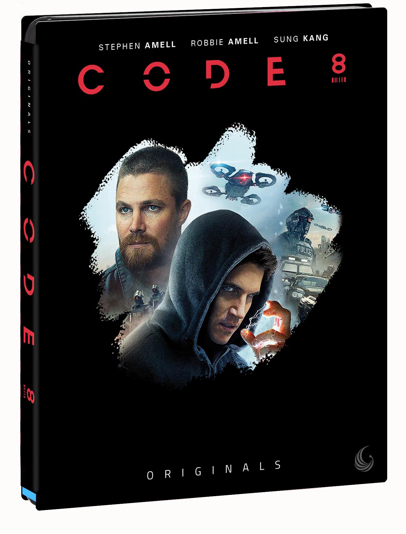 CODE 8 (BLU-RAY+DVD)