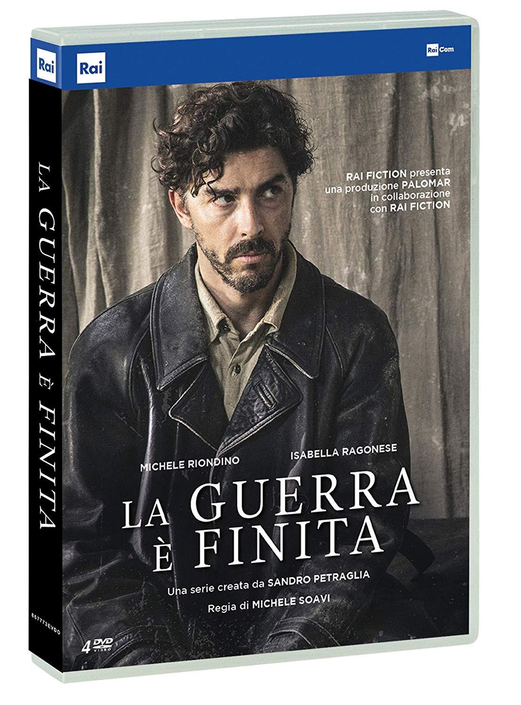 COF.LA GUERRA E' FINITA (4 DVD) (DVD)