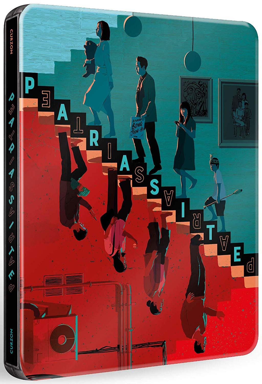PARASITE (BLU-RAY+DVD) (STEELBOOK)