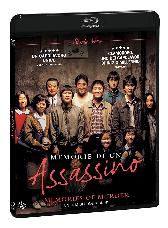 MEMORIE DI UN ASSASSINO (BLU-RAY+DVD)