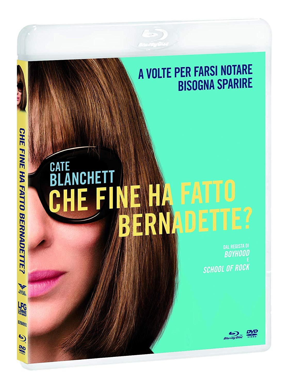 CHE FINE HA FATTO BERNADETTE? (BLU-RAY+DVD)