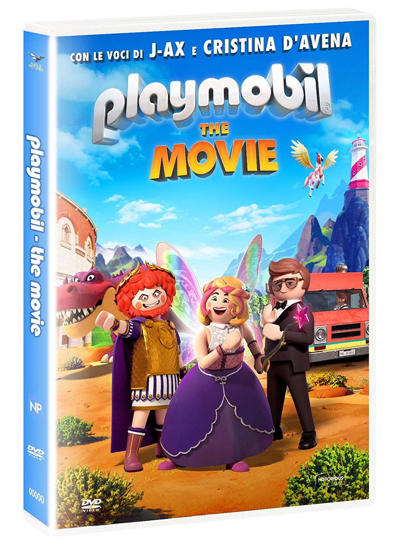 PLAYMOBIL - THE MOVIE (DVD+BOOKLET GIOCA&COLORA) (DVD)