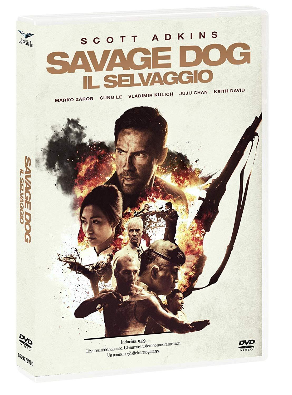 SAVAGE DOG - IL SELVAGGIO (DVD)