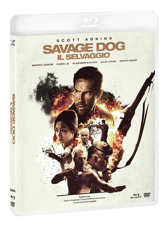 SAVAGE DOG - IL SELVAGGIO (BLU-RAY+DVD)