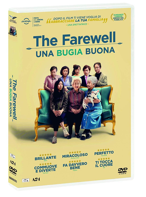 THE FAREWELL - UNA BUGIA BUONA (DVD)