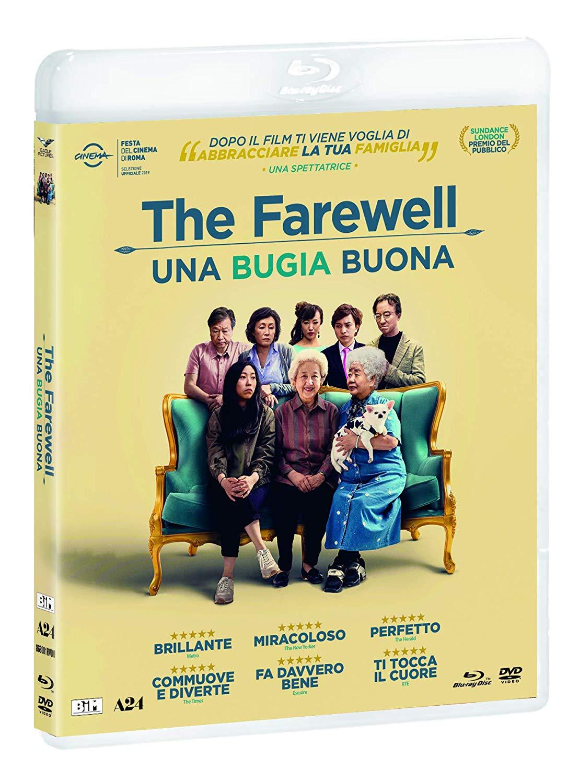 THE FAREWELL - UNA BUGIA BUONA (BLU-RAY+DVD)