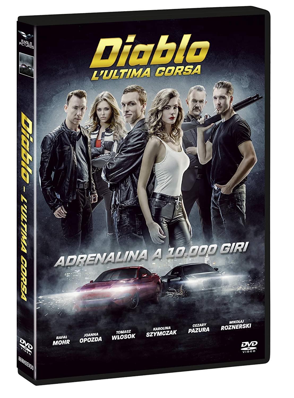 DIABLO - L'ULTIMA CORSA (DVD)