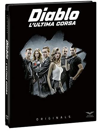 DIABLO - L'ULTIMA CORSA (BLU-RAY+DVD)