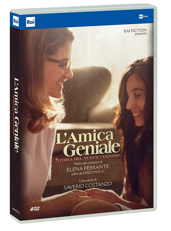 COF.L'AMICA GENIALE - STORIA DEL NUOVO COGNOME (4DVD) (DVD)
