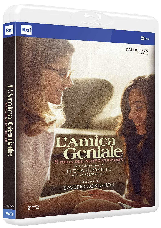 COF.L'AMICA GENIALE - STORIA DEL NUOVO COGNOME (2 BLU-RAY)