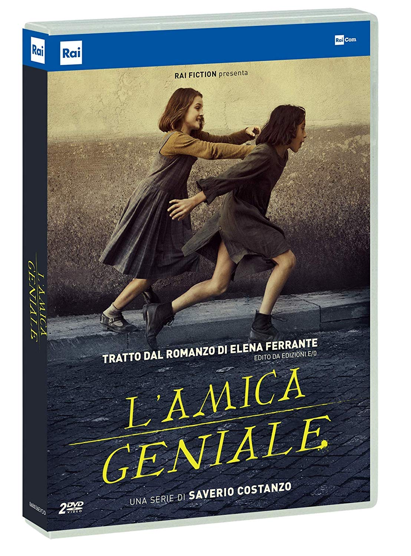 COF.L'AMICA GENIALE (2 DVD) (DVD)