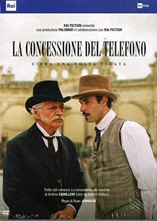 LA CONCESSIONE DEL TELEFONO (DVD)