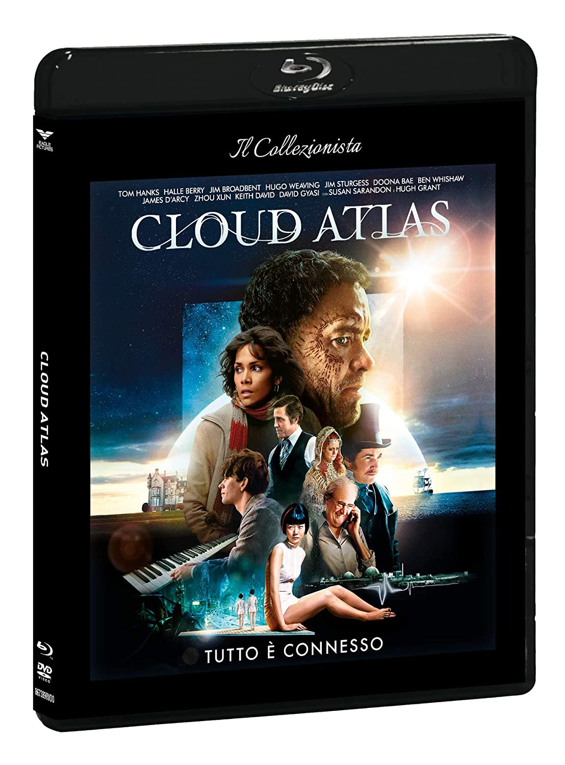 CLOUD ATLAS (BLU-RAY+DVD)