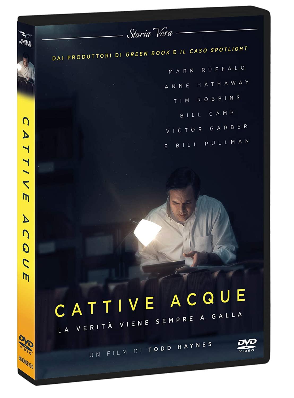 CATTIVE ACQUE (DVD)