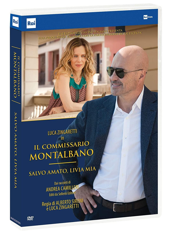 IL COMMISSARIO MONTALBANO - SALVO AMATO LIVIA MIA (DVD)