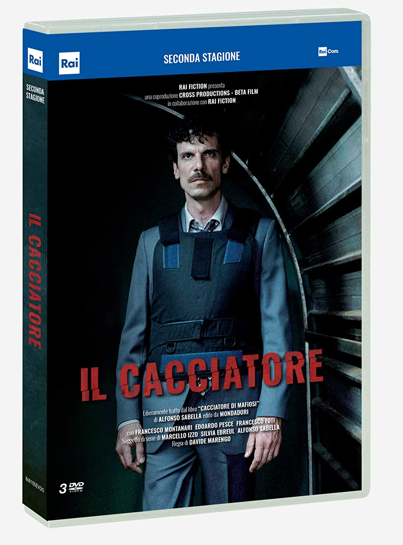 COF.IL CACCIATORE - STAGIONE 02 (3 DVD) (DVD)