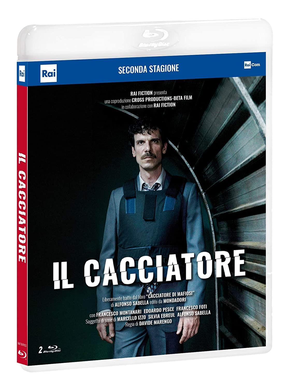 COF.IL CACCIATORE - STAGIONE 02 (2 BLU-RAY)