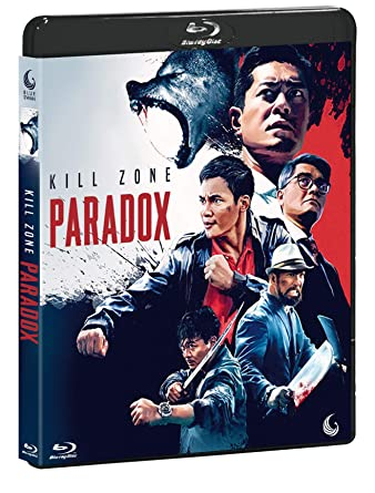 KILL ZONE - PARADOX (BLU-RAY+DVD)
