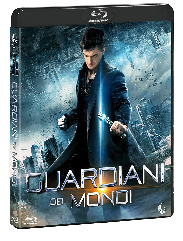 I GUARDIANI DEI MONDI (BLU-RAY+DVD)