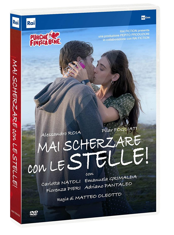 MAI SCHERZARE CON LE STELLE! (DVD)