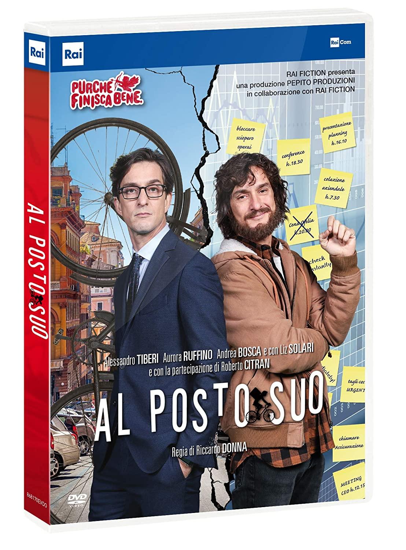 AL POSTO SUO (DVD)