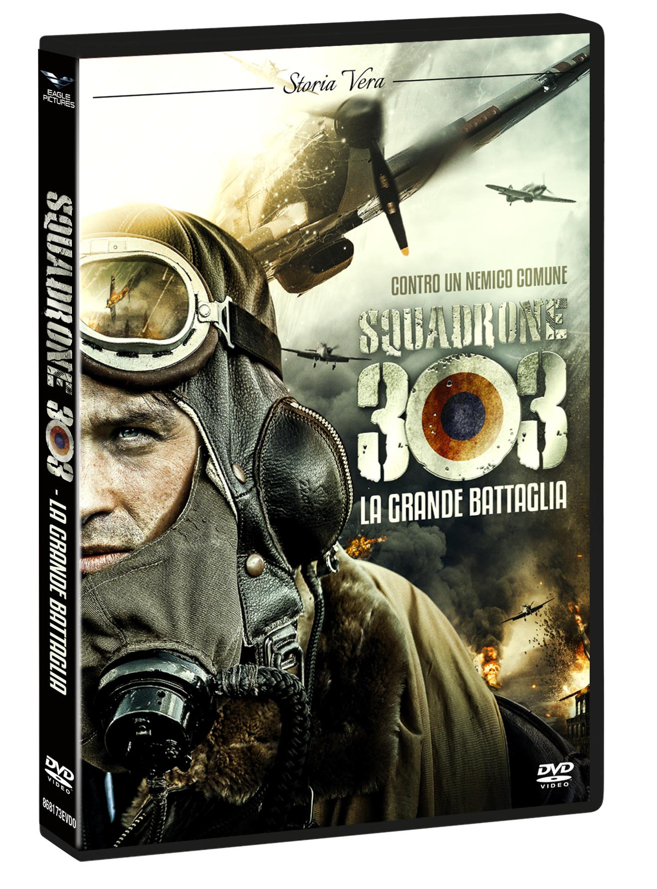 SQUADRONE 303 - LA GRANDE BATTAGLIA (DVD)