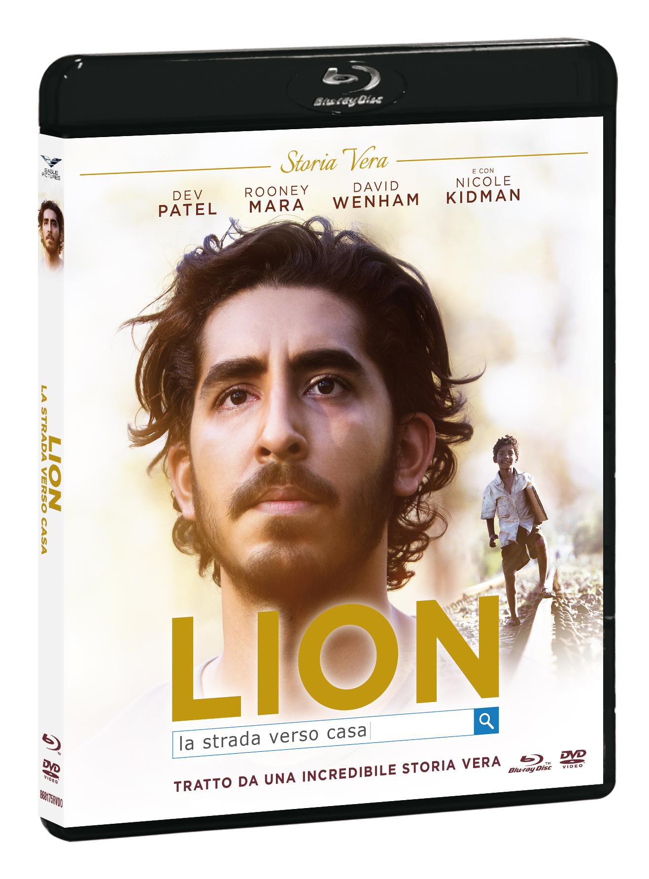 LION - LA STRADA VERSO CASA (BLU-RAY+DVD)