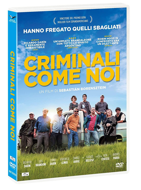 CRIMINALI COME NOI (DVD)